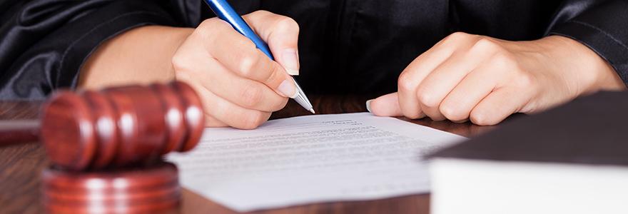 rédiger une lettre