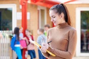 Postuler pour assistant d'éducation