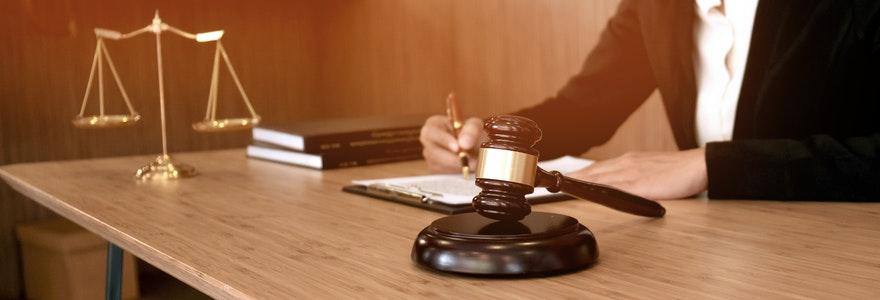 Avocat spécialisé en droit