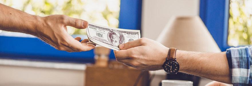 gérer les paiements de loyer